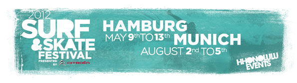 SUP mit im Programm am Surf and Skate Festival in Hamburg