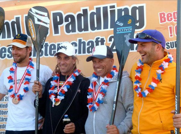 Sieger-ASUPA-Landersmeisterschaften