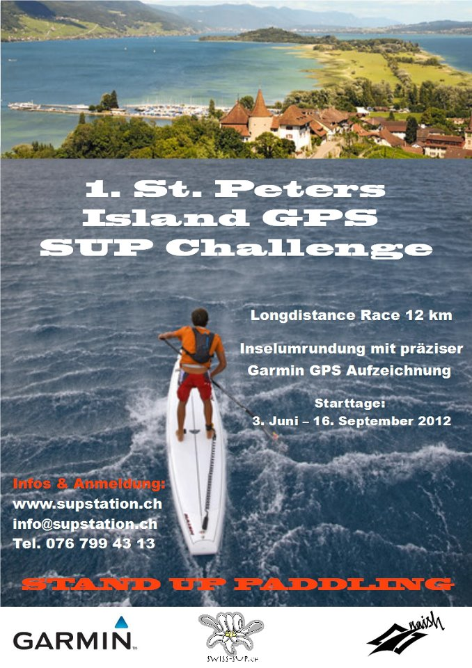 St. Peters SUP Challenge