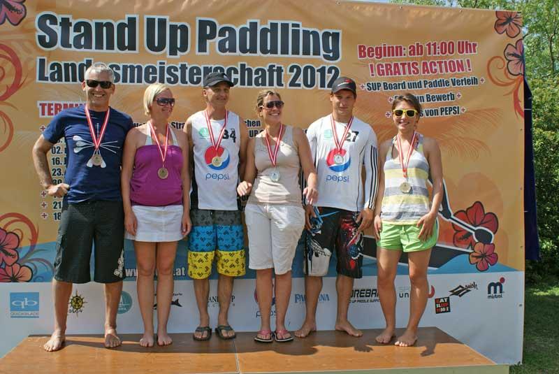 Stand-Up-Paddling-Landesmeisterschaften-Weiden