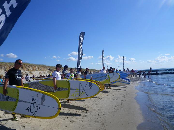 Start-SUP-Rennen-Wustrow