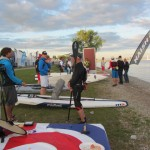 Start-zum-SUP-Ultramarathon