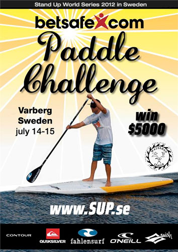 Varberg-paddle-challenge
