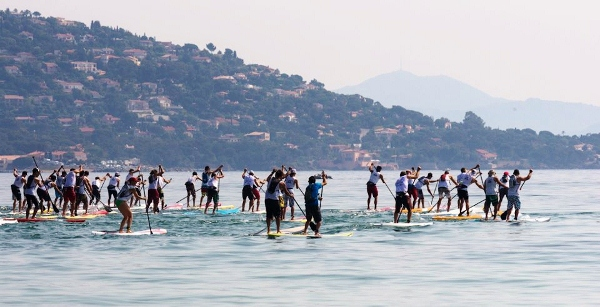 The SUP Race CUP 2012