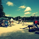 Blackfoot Beach SUP Races