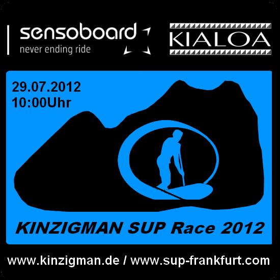 KINZIGMAN SUP-Race 2012