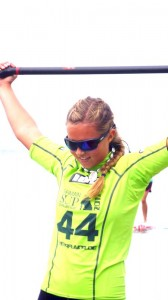 Noelani Sach German SUP challenge