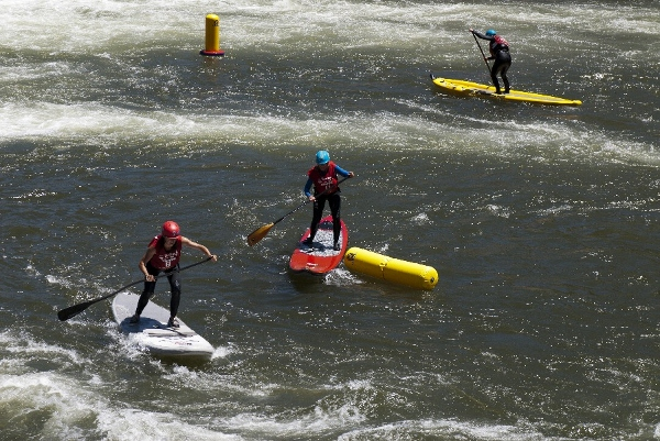 SUP River Contest