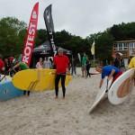 Start zur Surfklasse
