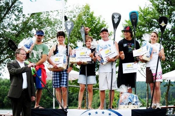 SUP Seehof-Cup Brombachsee die Resultate