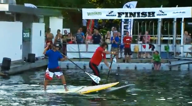 Team Paddle Battle 2012 das Video
