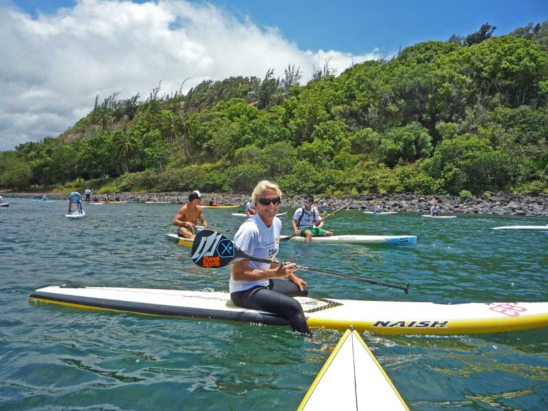 Naish Stand Up Paddle Race 2012