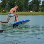 Mistral Inflatable SUP 8&#8217;6&#8243; Wave &#8211; Test