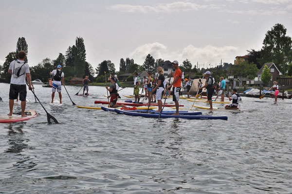 Longdistance SUP Race Berlingen