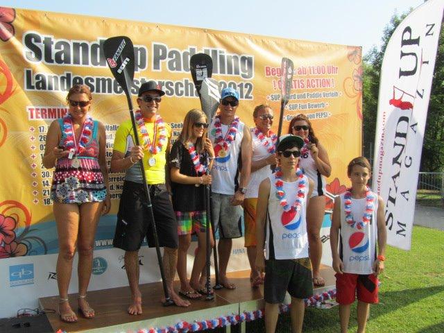 Kärntner SUP Landesmeisterschaften