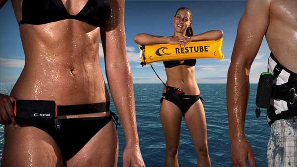 RESTUBE – Sicherheit im Wasser