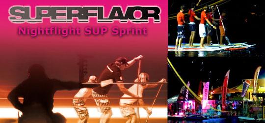German SUP Challenge Nightfligh Sprint 2012