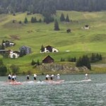 SUP Race Davos 2012