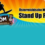 sterreichische Meisterschaften im Stand Up Paddling 2012