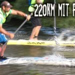 SUP 11 City Tour mit Peter Bartl
