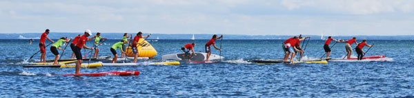 DKV – 1.Deutsche Stand Up Paddle Meisterschften