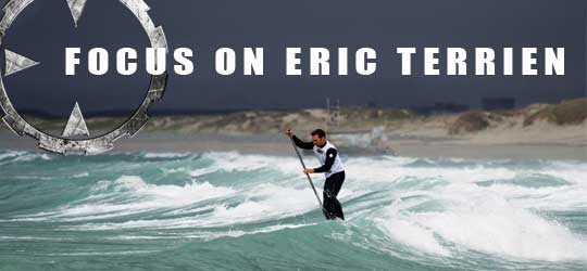 Eric Terrien Interview