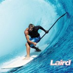 Laird Hamilton und Nidecker sind Partner