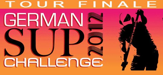 Das Finale der German SUP Challenge 2012