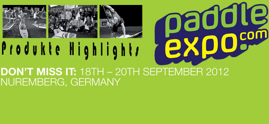PaddleEXPO 2012 – Vorschau