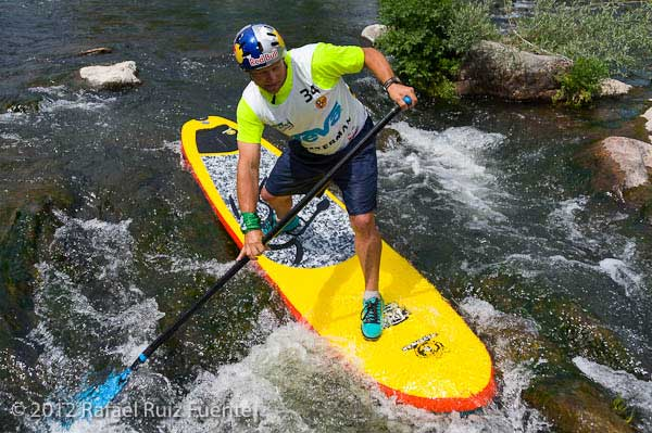 River-SUP-Cross-in-Spanien
