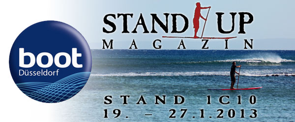 Stand Up Magazin – boot 2013