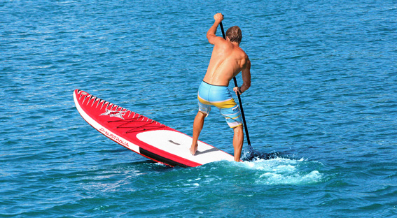 JP Inflatable SUP Boards 2013