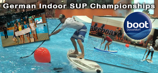 German Indoor SUP Chapmionships – Ergebnisse