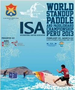 ISA_World_StandUp_Paddle_Championships_Peru_2013_plakat