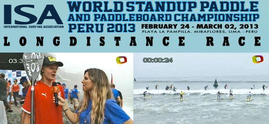 ISA SUP Longdistance Race 2013