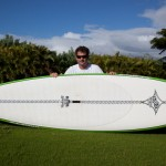 SUP-Boardshapes &#8211; mit Werner Gnigler, Boardshaper von JP-Australia