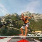 SUP Athletin Petra Offermanns