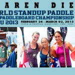 Das waren die ISA World Stand Up and Paddleboard Championships 2013