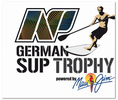 Maui Jim steigt bei NP German SUP Trophy ein