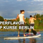 Superflavor SUP Kurse und Verleih in Berlin