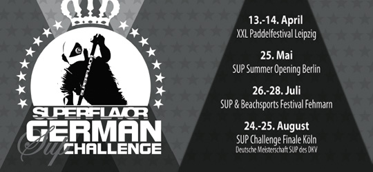Superflavor German SUP Challenge 2013