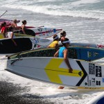 Frauen SUP Tech Race