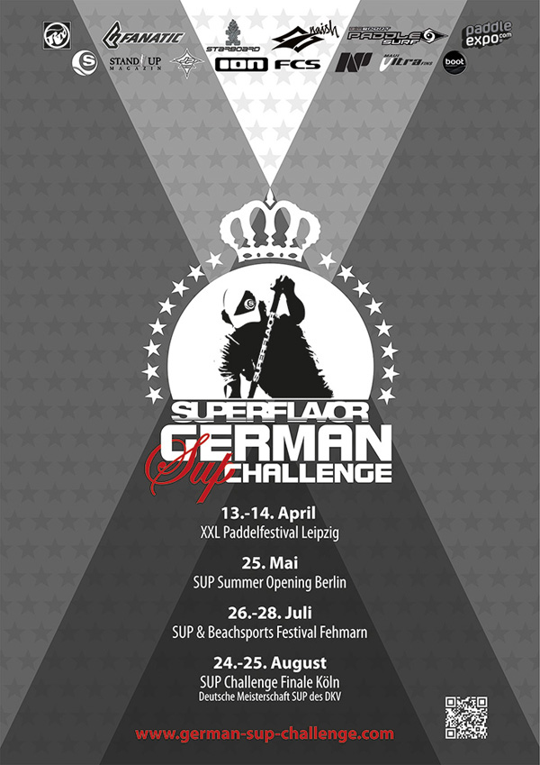 German_SUP_Challenge_2013plakat