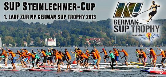 NP German SUP Trophy Saisonstart 2013