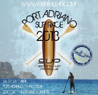 Internationale SUP Rennen in Brasilien, Mallorca und North Carolina
