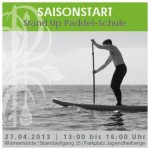 Saisonstart bei SUPmocean