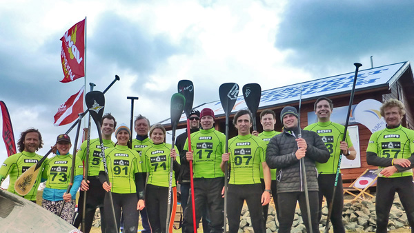 Saisonstart der superflavor German SUP Challenge 2013