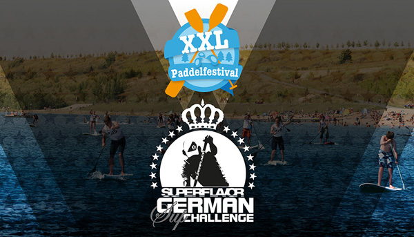 Superflavor German SUP Challenge Saisonstart in Markkleeberg