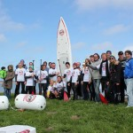 BIC SUP One Design Challenge das erste Rennen