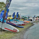 NP German SUP Trophy 2013 in Pelzerhaken: Sonni Hnscheid mischt bei den Herren mit